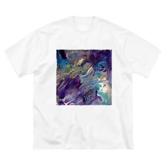 Ls Big silhouette T-shirts