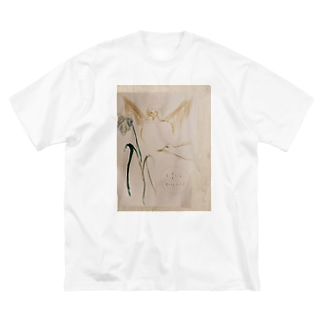 drawing Big silhouette T-shirts