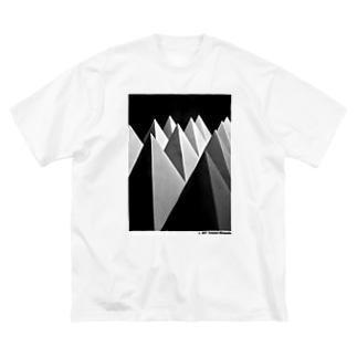 写真家・宮坂泰徳の『No.1』 - 『ANALOGIA』 (type_C) Big silhouette T-shirts