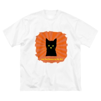 Are You Gonna Be My Girl 002 Big silhouette T-shirts