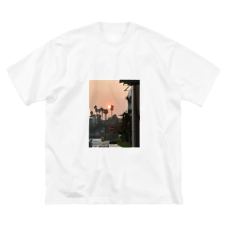 My day off Big silhouette T-shirts