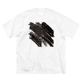 Before Pandemic D 全5色 Big silhouette T-shirts