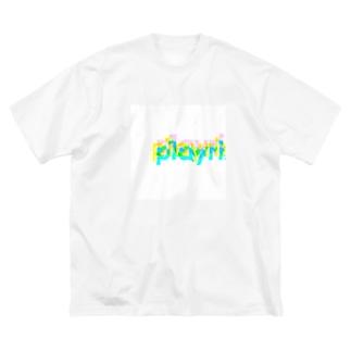 plyra Big silhouette T-shirts