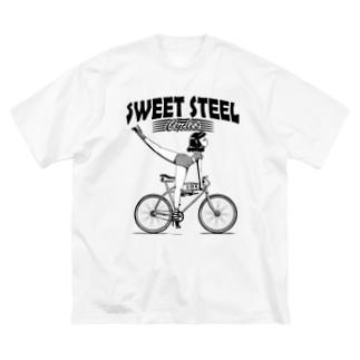 """SWEET STEEL Cycles"" #1 Big T-shirts"