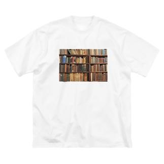 司法試験の部屋 Big silhouette T-shirts