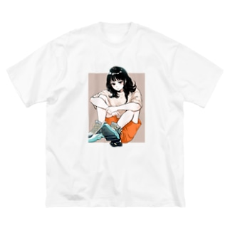 Stay Cool Big silhouette T-shirts
