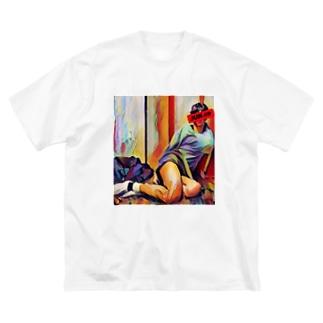 じゅんこtシャツ ビッグシルエット Big silhouette T-shirts