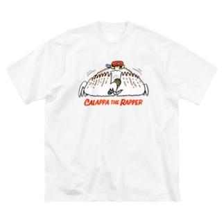 カラッパラッパー Big silhouette T-shirts