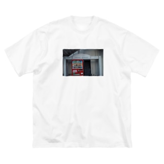 drink corner Big silhouette T-shirts