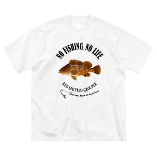 KIJIHATA_EB_2CW Big silhouette T-shirts