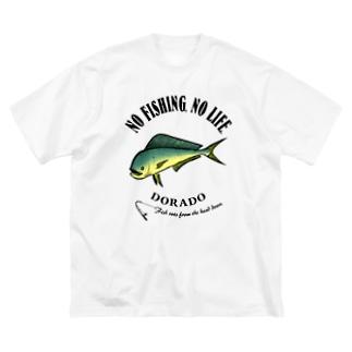 SHIIRA_EB_1CW Big silhouette T-shirts