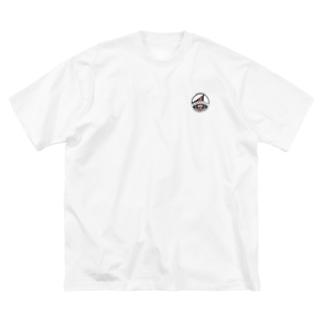 KUSHIKINO FC × MUSOU Big silhouette T-shirts