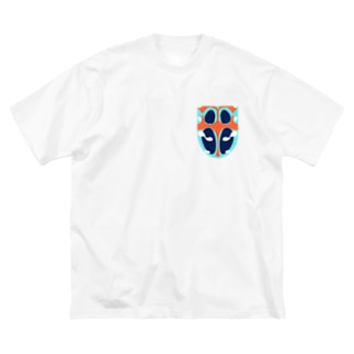 Always with Bugs/甲虫ポケット/ナミハンミョウビッグシルエットTシャツ Big silhouette T-shirts