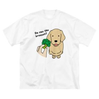 ブロッコリー Big Silhouette T-Shirt