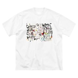 TABAKO Big T-shirts