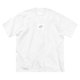 ぎょうざ! Big silhouette T-shirts