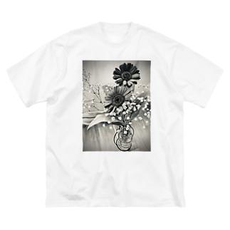 モノクロ Big T-shirts