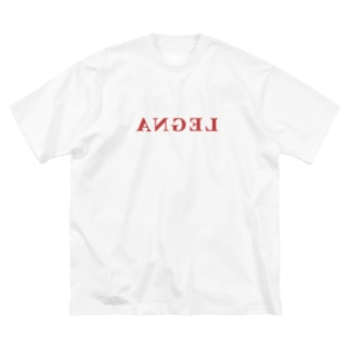 angel Big silhouette T-shirts