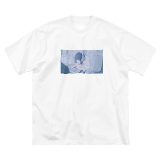 キルレ低いけど大丈夫そ? Big silhouette T-shirts