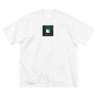 L∞M Projec3 Big silhouette T-shirts