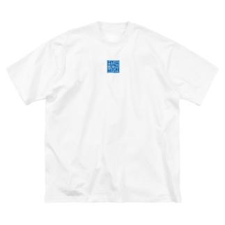 15thサンジゲンメイズ Big silhouette T-shirts