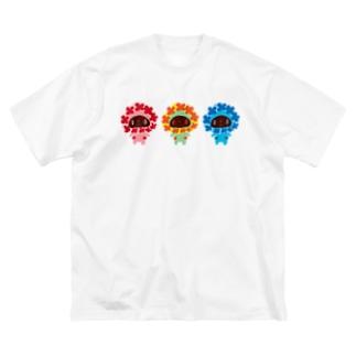 トーリー Big silhouette T-shirts