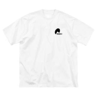 丸伊建築有限会社 Big silhouette T-shirts