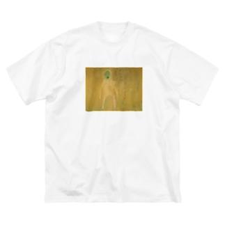 ダーティー Big silhouette T-shirts