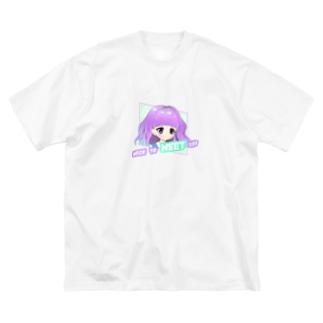 NEET u. Big silhouette T-shirts