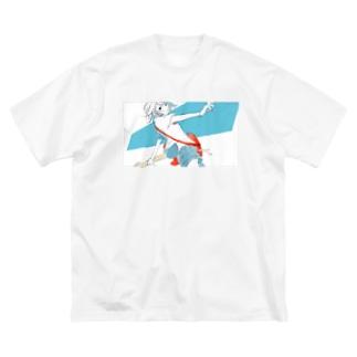 G:G_2 Big silhouette T-shirts