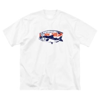 CT143 サモタンの夢 Big silhouette T-shirts
