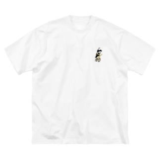 いばスタ#1 Big T-shirts