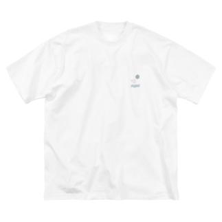 zukei3 Big silhouette T-shirts