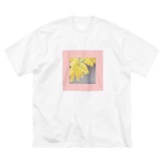 恋色ミモザ Big T-shirts