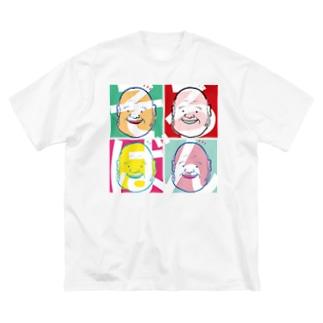 Prof.Y-β Big silhouette T-shirts