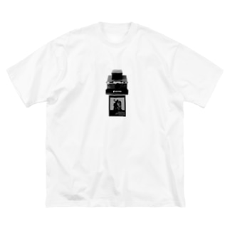 Polaroid Big silhouette T-shirts