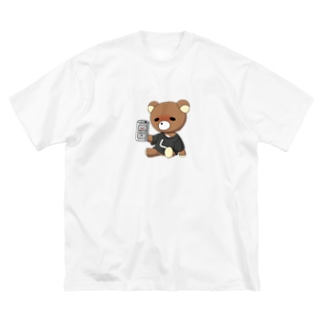 Lulla's Bear Big silhouette T-shirts