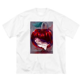 白雪 Big Silhouette T-Shirt