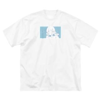 さのはちゃん22歳お誕生日記念3 Big silhouette T-shirts