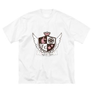 天使クラスロゴ Big Silhouette T-Shirt
