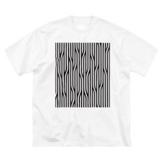 NOIZ#1 Big silhouette T-shirts