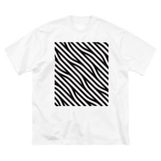 NOIZ#3 Big silhouette T-shirts