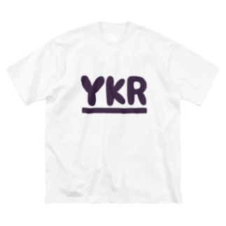 YKR Big silhouette T-shirts