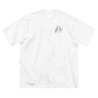 QUADRIFOGLIO Big silhouette T-shirts