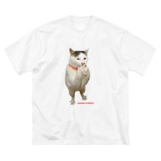 トリ足ヨウカンさん Big Silhouette T-Shirt