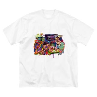 真鯛 Big T-shirts