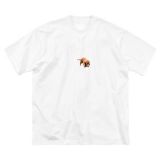 ティナ Big silhouette T-shirts