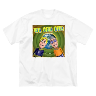 """""""WE ARE ONE"""" from Next Level(s) Big silhouette T-shirts"""