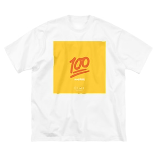 """""""100"""" WEAR from Next Level(s) Big silhouette T-shirts"""