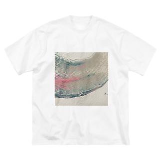 おれおれおれ Big silhouette T-shirts